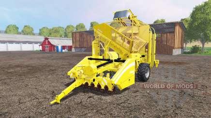 Grimme Rootster 604 v1.1 para Farming Simulator 2015
