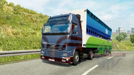 Truck traffic pack v2.2 para Euro Truck Simulator 2