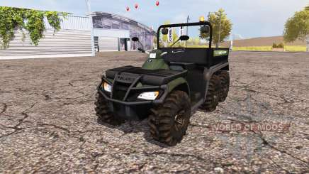 Polaris Sportsman Big Boss 6x6 v1.1 para Farming Simulator 2013