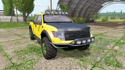 Ford F-150 SVT Raptor para Farming Simulator 2017
