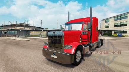 Peterbilt 389 v1.13 para Euro Truck Simulator 2