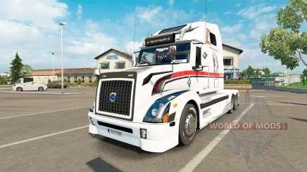 Volvo VNL 670 v1.4.1 para Euro Truck Simulator 2