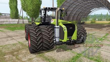 CLAAS Xerion 5000 v2.0 para Farming Simulator 2017