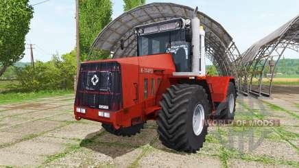 Kirovets K 744R3 v1.1 para Farming Simulator 2017