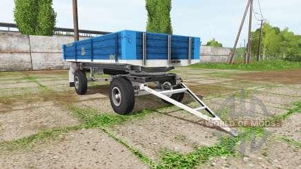 BSS tractor trailer para Farming Simulator 2017