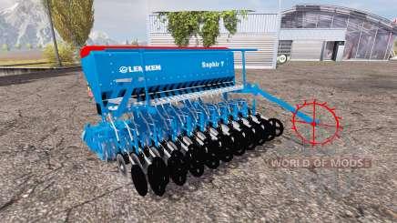 LEMKEN Saphir 7 para Farming Simulator 2013