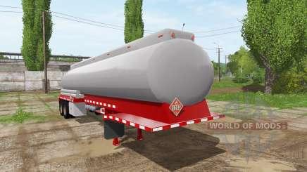 American tanker para Farming Simulator 2017
