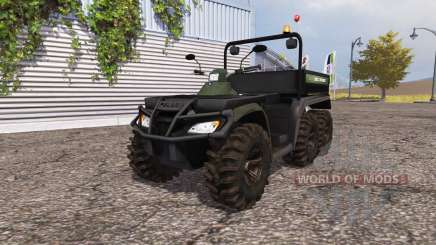 Polaris Sportsman Big Boss 6x6 para Farming Simulator 2013
