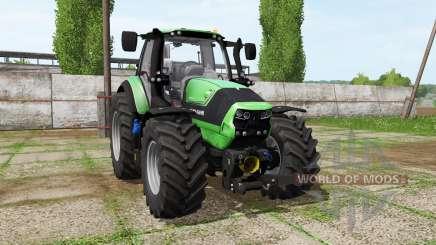 Deutz-Fahr Agrotron 6190 TTV para Farming Simulator 2017