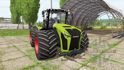 CLAAS Xerion 4000 para Farming Simulator 2017