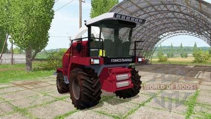 Palesse fs80 es para Farming Simulator 2017