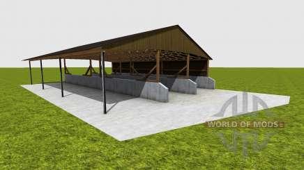 Covered fahrsilo para Farming Simulator 2015