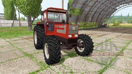 Fiatagri 140-90 Turbo DT para Farming Simulator 2017