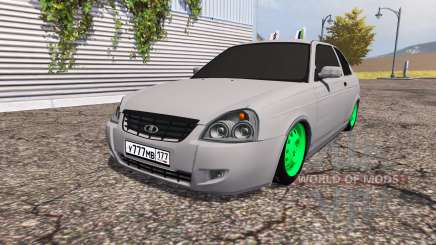 LADA Priora Coupe (21728) tuning para Farming Simulator 2013