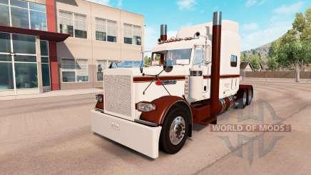 LandStar Inway de la piel para el camión Peterbilt 389 para American Truck Simulator