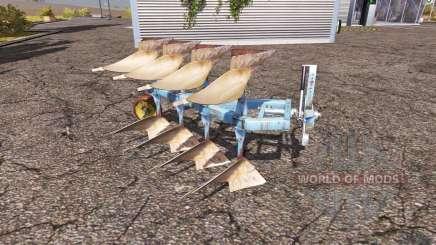 Overum plough para Farming Simulator 2013