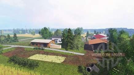 Landschaft v1.1 para Farming Simulator 2015