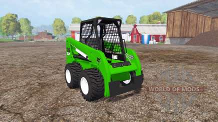 Bobcat S160 passion paysage para Farming Simulator 2015