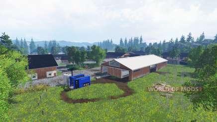 Keuschlingen para Farming Simulator 2015