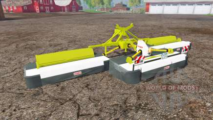 CLAAS Disco Duo para Farming Simulator 2015