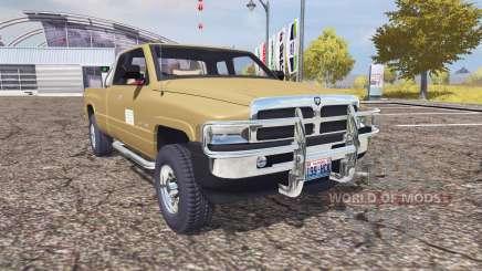 Dodge Ram 1500 para Farming Simulator 2013