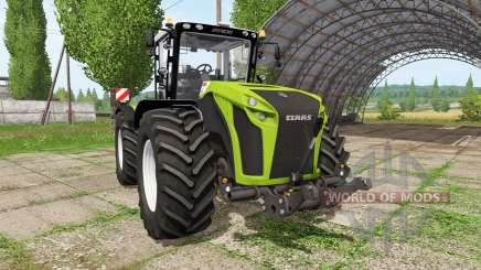 CLAAS Xerion 4000 v6.1 para Farming Simulator 2017