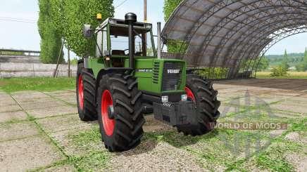 Fendt Favorit 612 LSA Turbomatik E v0.9 para Farming Simulator 2017