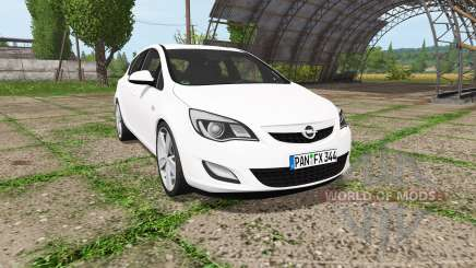 Opel Astra (J) para Farming Simulator 2017