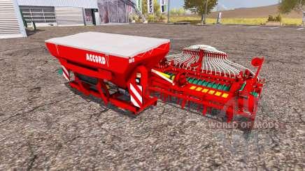 Kverneland DF-2 para Farming Simulator 2013