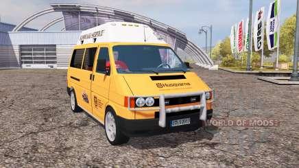 Volkswagen Transporter (T4) service para Farming Simulator 2013