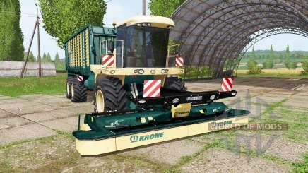 Krone BiG L 500 Prototype v1.0.0.1 para Farming Simulator 2017