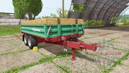 Farmtech TDK 900 v1.1 para Farming Simulator 2017