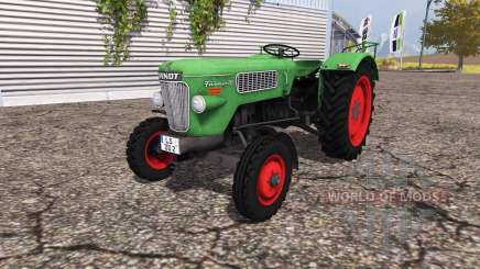 Fendt Farmer 2D para Farming Simulator 2013