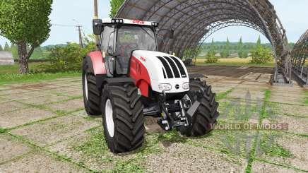 Steyr 6185 CVT para Farming Simulator 2017