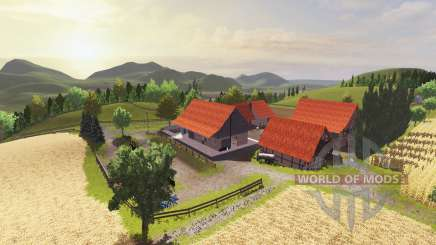 Wild Creek Valley para Farming Simulator 2013