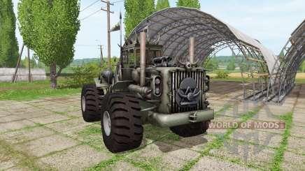 Battle traktor v1.1 para Farming Simulator 2017