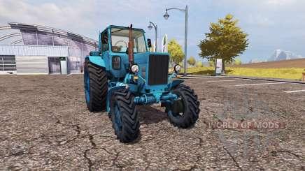 MTZ 52 Belarús v3.0 para Farming Simulator 2013
