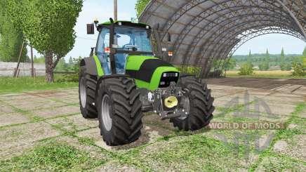 Deutz-Fahr Agrotron 165 Mk3 v3.1 para Farming Simulator 2017