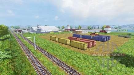 Big country v1.1 para Farming Simulator 2013