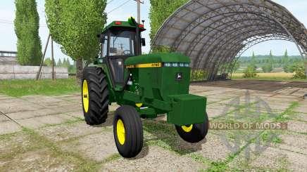 John Deere 4760 para Farming Simulator 2017
