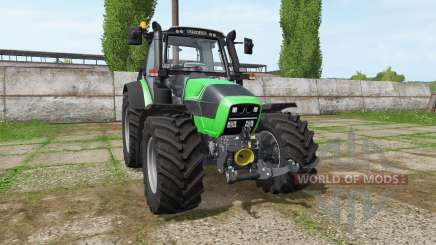Deutz-Fahr Agrotron 620 TTV v3.5 para Farming Simulator 2017