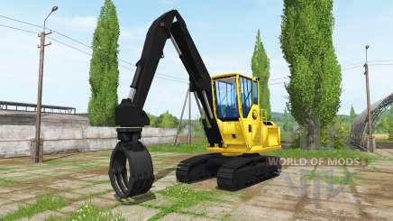 Grapple loader para Farming Simulator 2017