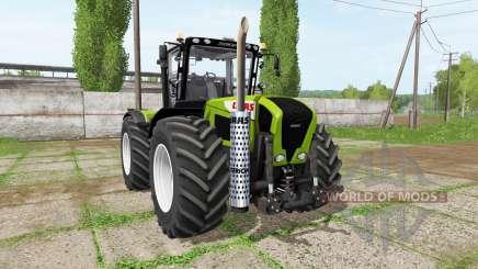 CLAAS Xerion 3300 para Farming Simulator 2017