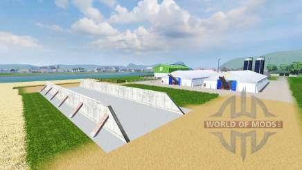Modern para Farming Simulator 2013