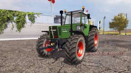 Fendt Favorit 615 LSA Turbomatic v2.0 para Farming Simulator 2013