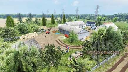 Jasienica v2.0 para Farming Simulator 2013