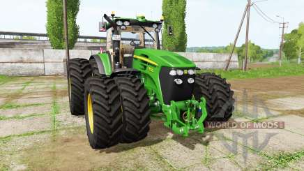 John Deere 7830 v2.2.2 para Farming Simulator 2017