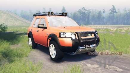 Land Rover Freelander v1.1 para Spin Tires