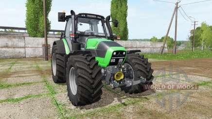 Deutz-Fahr Agrotron 620 TTV para Farming Simulator 2017
