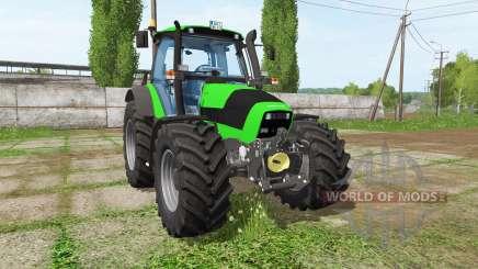 Deutz-Fahr Agrotron 165 Mk3 v3.3 para Farming Simulator 2017